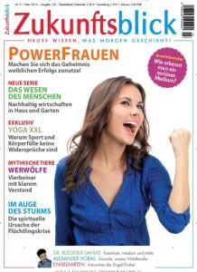 Zukunftsblick - Titelcover März 2016