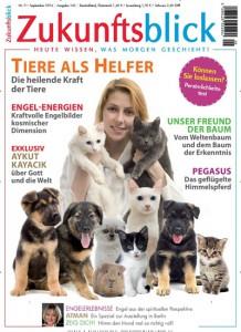Zukunftsblick - Titelcover September 2016