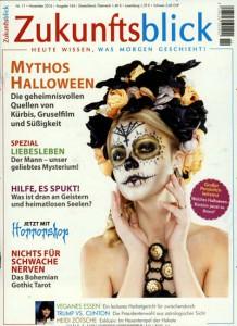 Zukunftsblick Titelcover November
